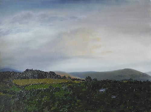 Approaching Storm, Brecon